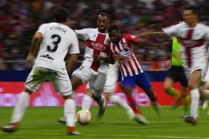 فوز سهل لأتلتيكو مدريد على هويسكا