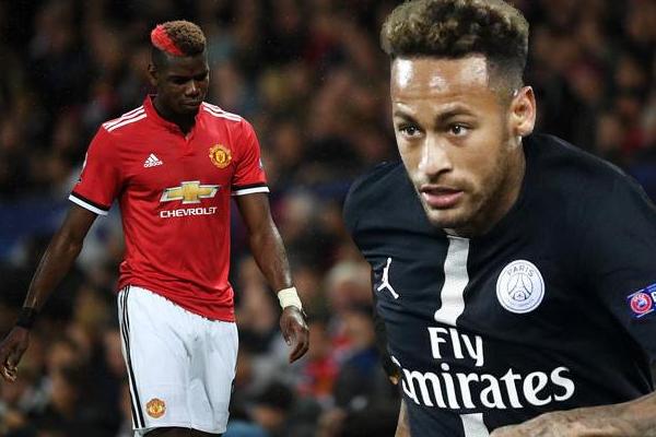 نيمار اتصل ببوغبا في شهر سبتمبر الماضي و استفسر منه عن وضعيته في النادي