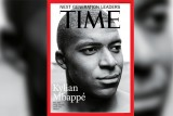 الفرنسي الواعد كيليان مبابي يتصدر غلاف مجلة