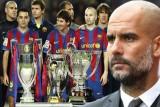 غوارديولا : ما حققته مع برشلونة لا يحدث سوى مرة واحدة فقط