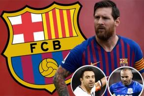 إدارة برشلونة لن تعارض رحيل ميسي عن الفريق بعد نهاية عقده