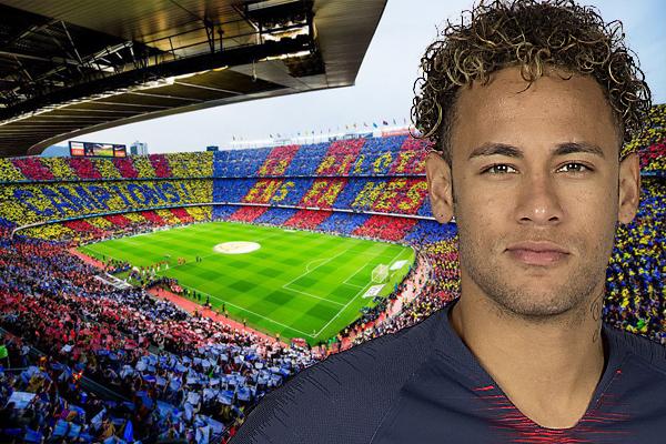 نيمار أبدى رغبته في العودة لنادي برشلونة في أقرب فرصة