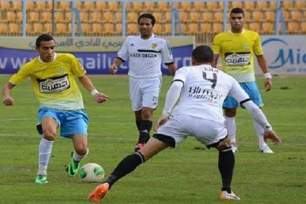 دجلة يقتنص فوزا غاليا على مضيفه الاسماعيلي في الدوري المصري