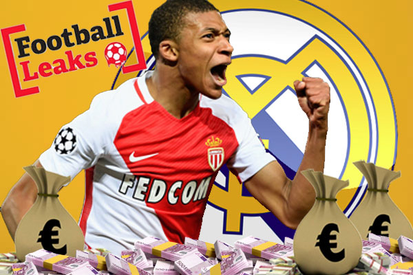 عرض ريال مدريد قد بلغ 214 مليون يورو أي اكبر من عرض باريس سان جرمان الذي بلغ 180 مليون يورو