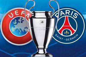النادي الباريسي اصبح يواجه تهديداً حقيقياً بإستبعاده من المشاركة في مسابقة دوري أبطال أوروبا