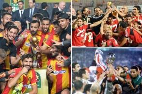 بفضل تتويج الترجي بلقب نسخة عام 2018 ، فقد ارتفع رصيد الكرة العربية في