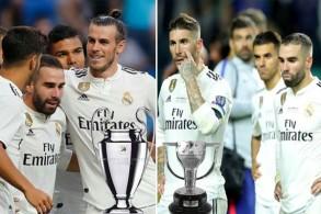 يراهن نادي ريال مدريد على التألق في مسابقة دوري أبطال أوروبا والفوز بلقبها لتدارك إخفاقه في بطولة الدوري الإسباني