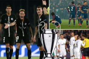 كشفت نتائج الفريق بأن حصيلته امام كبار الأندية الأوروبية لا تزال سلبية ولا تعطي أملاً للفريق للفوز بلقب دوري أبطال أوروبا