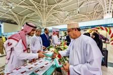 السعودية تحتفي بسلطنة عمان على طريقتها الخاصة