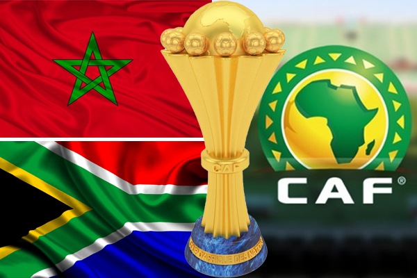 جنوب افريقيا تعتبر المرشح الأبرز لمنافسة المغرب على احتضان