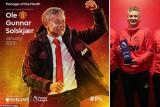 سولسكاير اول مدرب لمانشستر يونايتد يتوج بجائزة الشهر منذ عام 2012