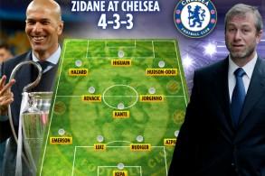 حقق زيدان مع ريال مدريد بفضل هذه الخطة نسبة فوز بلغت 70% بعدما فاز في 104 مبارياتمن اصل 149 مباراة في مختلف الاستحقاقات