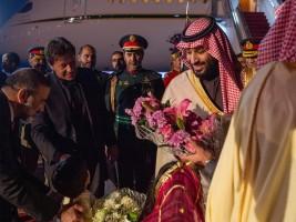 ولي العهد السعودي في باكستان
