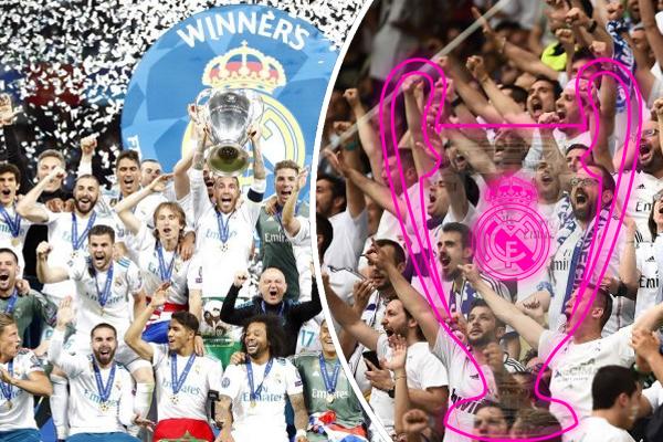 احتفت جماهير ريال مدريد الإسباني أمس الخميس بمرور 1000 يوم على بقاء لقب دوري أبطال أوروبا تحت سيطرة ناديهم