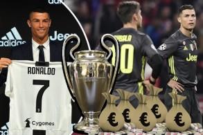 يوفنتوس سيخسر 40 مليون جنيه إسترليني في حال خروجه مبكراً من دوري أبطال أوروبا