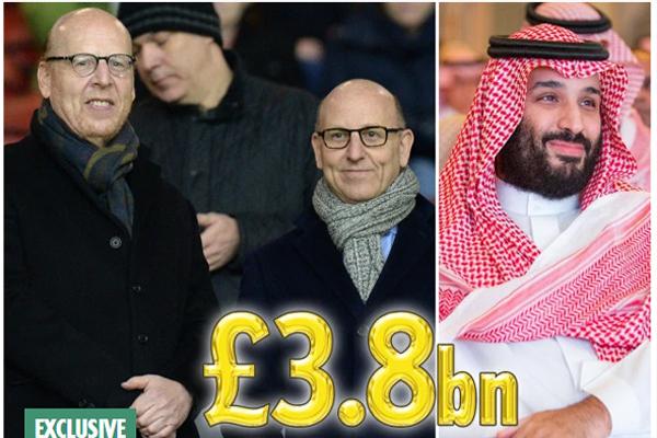 العرض المالي السعودي قد بلغت قيمته نحو 3.8 مليارات جنيه استرليني