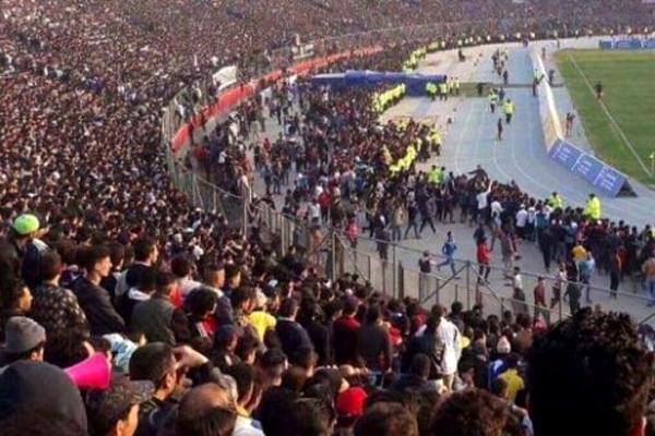 الاتحاد العراقي لكرة القدم يعبر عن اسفه لما حصل من تداعيات ادت الى تأجيل مباراة الكلاسيكو