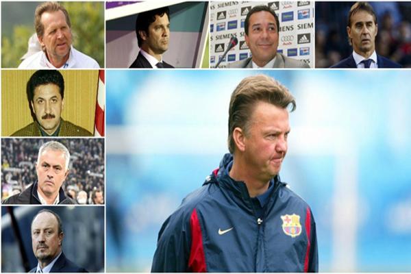 إدارة ريال مدريد لم تنجح في تحقيق الاستقرار على مستوى الجهاز الفني للفريق