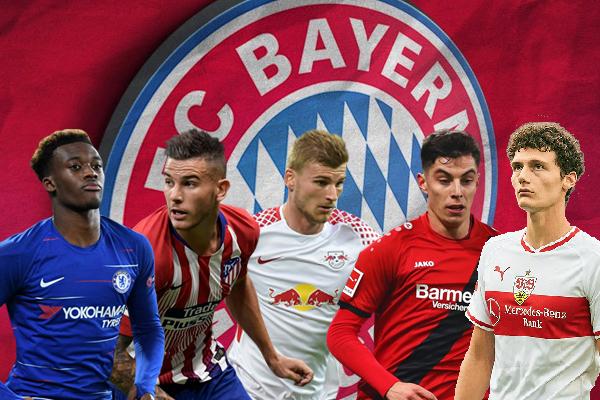بايرن ميونيخ يستعد لإبرام صفقات تاريخية رصدت لأجلها اكبر ميزانية في تاريخ النادي