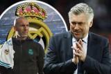 أنشيلوتي يصف تعاقد ريال مدريد مع زيدان بـ