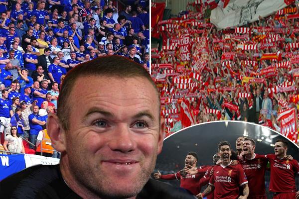 أبدى روني فرغبته في تتويج مانشستر سيتي باللقب الأوروبي على حساب ليفربول إكراماً لجماهير إيفرتون