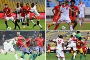 عجزت بقية المنتخبات العربية عن تحقيق الفوز في هذه الجولة سواء التي ضمنت تأهلها او التي خرجت من السباق