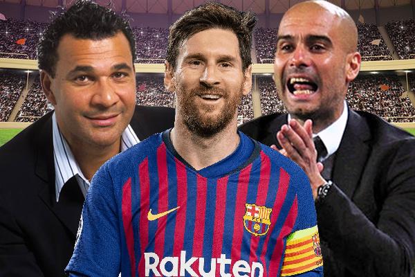 خوليت يريد ان يؤكد لغوارديولا بأن أكبر خطأ ارتكبه في مسيرته هو رحيله عن برشلونة بعدما ربط عمله بتواجد ميسي