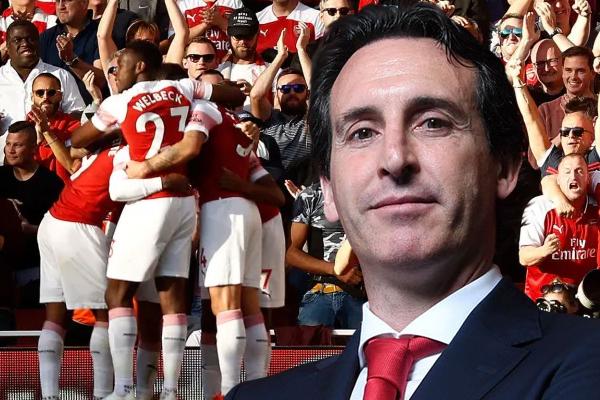 أصبح إيمري أكثر المدربين تحقيقاً للإنتصارات بعد مرور 50 مباراة منذ تعيينه رئيساً على الجهاز الفني للنادي اللندني