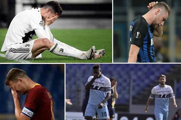 الإقصاء الذي تعرضت له الأندية الإيطالية سيضر بمعنويات المنتخب الوطني
