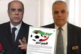 الاتحاد الجزائري يهاجم نائب رئيس الاتحاد العربي لرفضه مصافحة