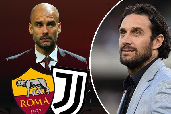 تعزز تصريحات لوكا توني من احتمالية انتقال غوارديولا لتدريب نادي روما أو يوفنتوس