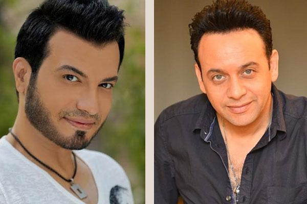مصطفى قمر وإيهاب توفيق