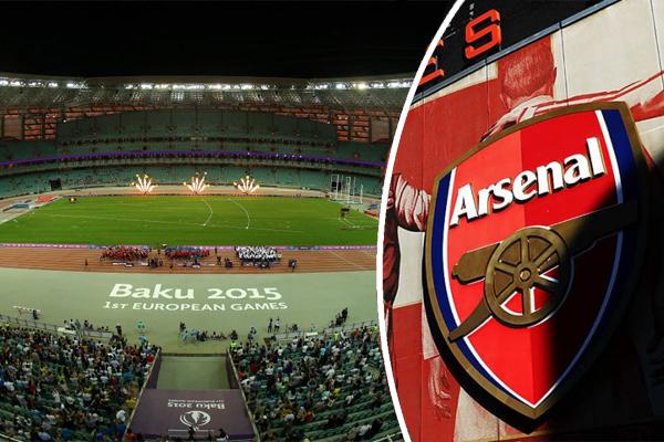 عبّر نادي أرسنال الانكليزي لكرة القدم عن استيائه من استضافة العاصمة الاذربيجانية باكو نهائي مسابقة الدوري الاوروبي
