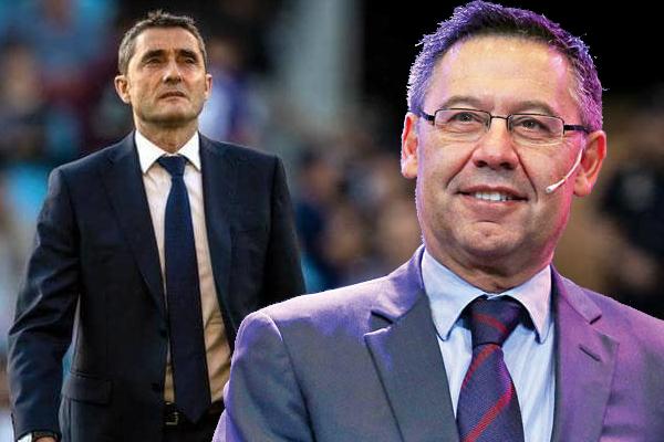 يحظى فالفيردي بدعم رئيس النادي ومجلس الادارة