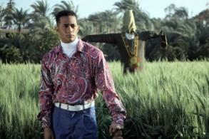 محمد رمضان في إحدى مشاهد المسلسل