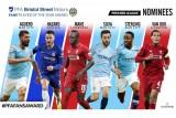 رابطة الدوري الإنكليزي تكشف قائمة المرشحين لجائزة افضل لاعب باستفتاء جماهيري