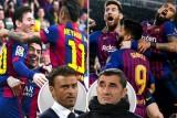 تراجع تهديفي لافت لهجوم برشلونة في عهد المدرب فالفيردي