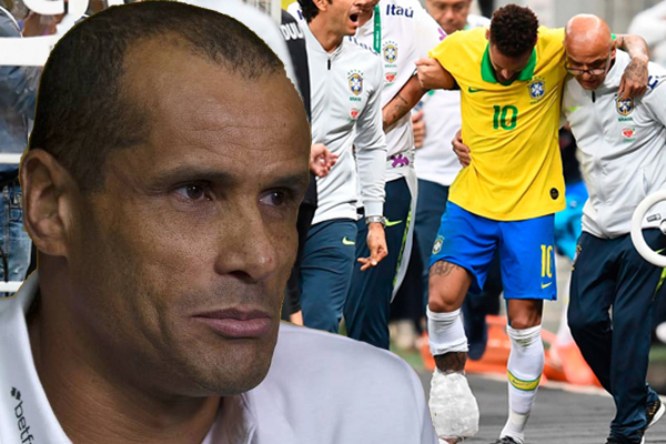 شبه ريفالدو ظروف إصابة نيمار بإصابة مواطنهما رونالدو قبل إقامة نهائي مونديال 1998 ضد فرنسا