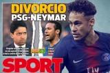 طلاق وشيك بين نيمار وباريس سان جيرمان يمهد لعودته إلى برشلونة