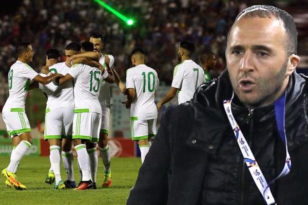 خلت قائمة المنتخبات المرشحة للمنافسة على لقب كأس أمم إفريقيا من اسم المنتخب الجزائري