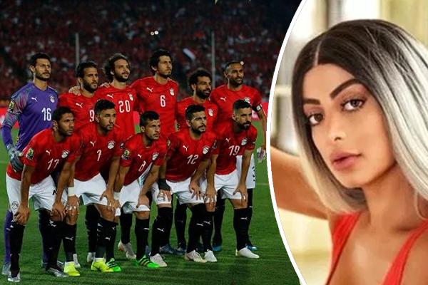 هزت فضيحة جنسية المنتخب المصري أثناء خوضه منافسات كأس الأمم الأفريقية