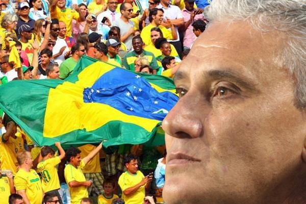 غالبية البرازيليين تطالببإقالة المدرب تيتي في حال إخفاقه بإحراز بطولة كوبا اميركا