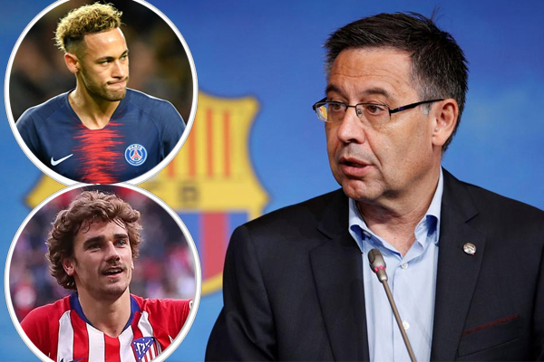 بارتوميو يحسم جدل انتقال نيمار إلى برشلونة