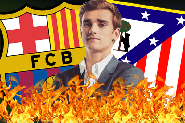 أتلتيكو مدريد تدهورت علاقته مع الدولي الفرنسي في الأسابيع الأخيرة