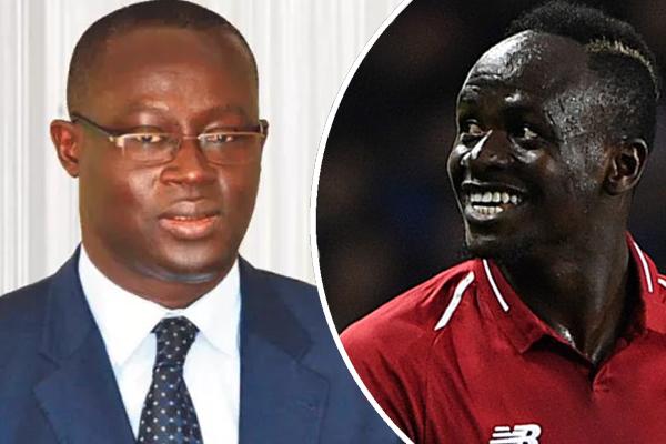 حث السنغالي ساي سيك رئيس اتحاد كرة القدم في بلاده مواطنه المهاجم ساديو ماني على ترك نادي ليفربول الإنكليزي