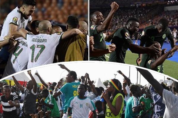 المنتخبان وصلاإلى المباراة النهائية بعدما قدما أداء متوازناً ونتائج إيجابية في البطولة حتى الآن