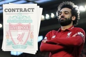 دارة ليفربول باشرت تحركاتها لتجديد عقد المهاجم المصري خلال الانتقالات الصيفية