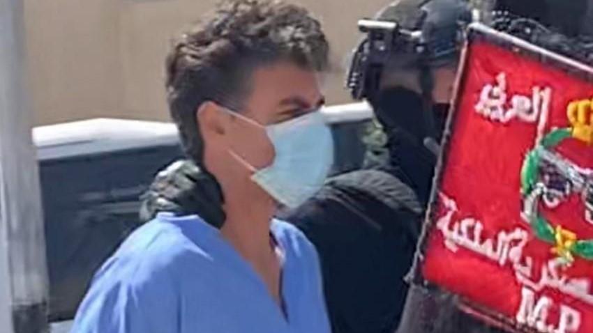 الشريف حسن زيد عراب الاتصالات في فتنة حمزة في الطريق الى المحكمة