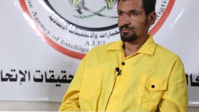 أحد عناصر شبكتين ارهابيتين خططتا لتفجيرات