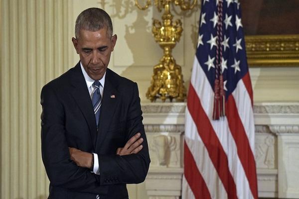 قال أوباما في خطاب الوداع إنه وفقا لكل المعايير، أمريكا مكان أفضل وأقوى مما كانت عليه منذ ثماني سنوات.
